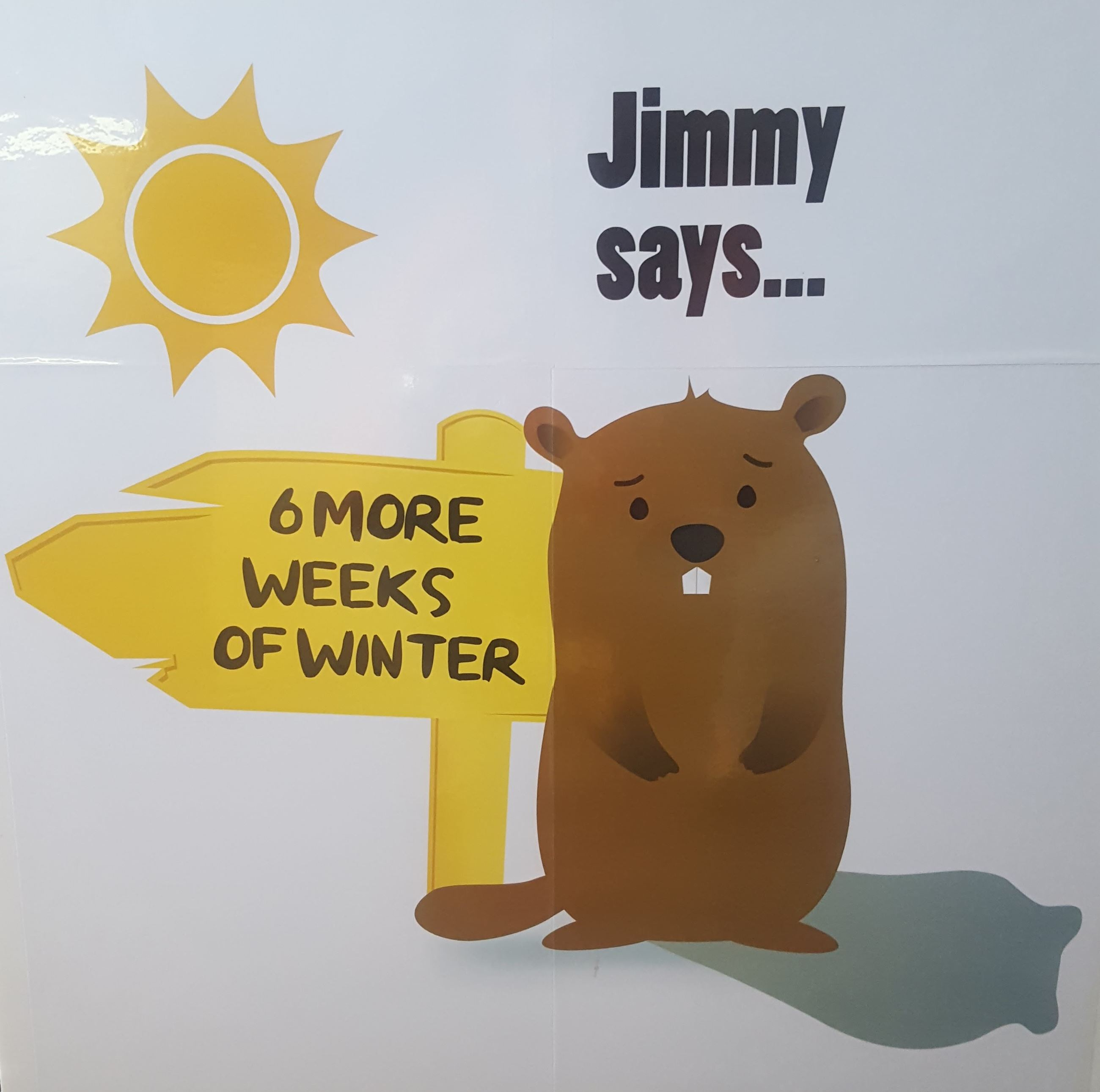 Jimmy Says Winter