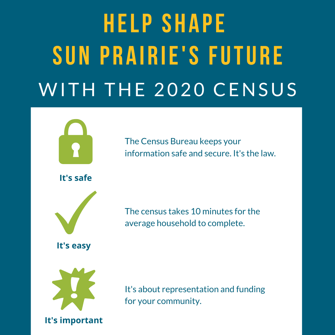 The Census is safe easy and important