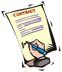 contract copy