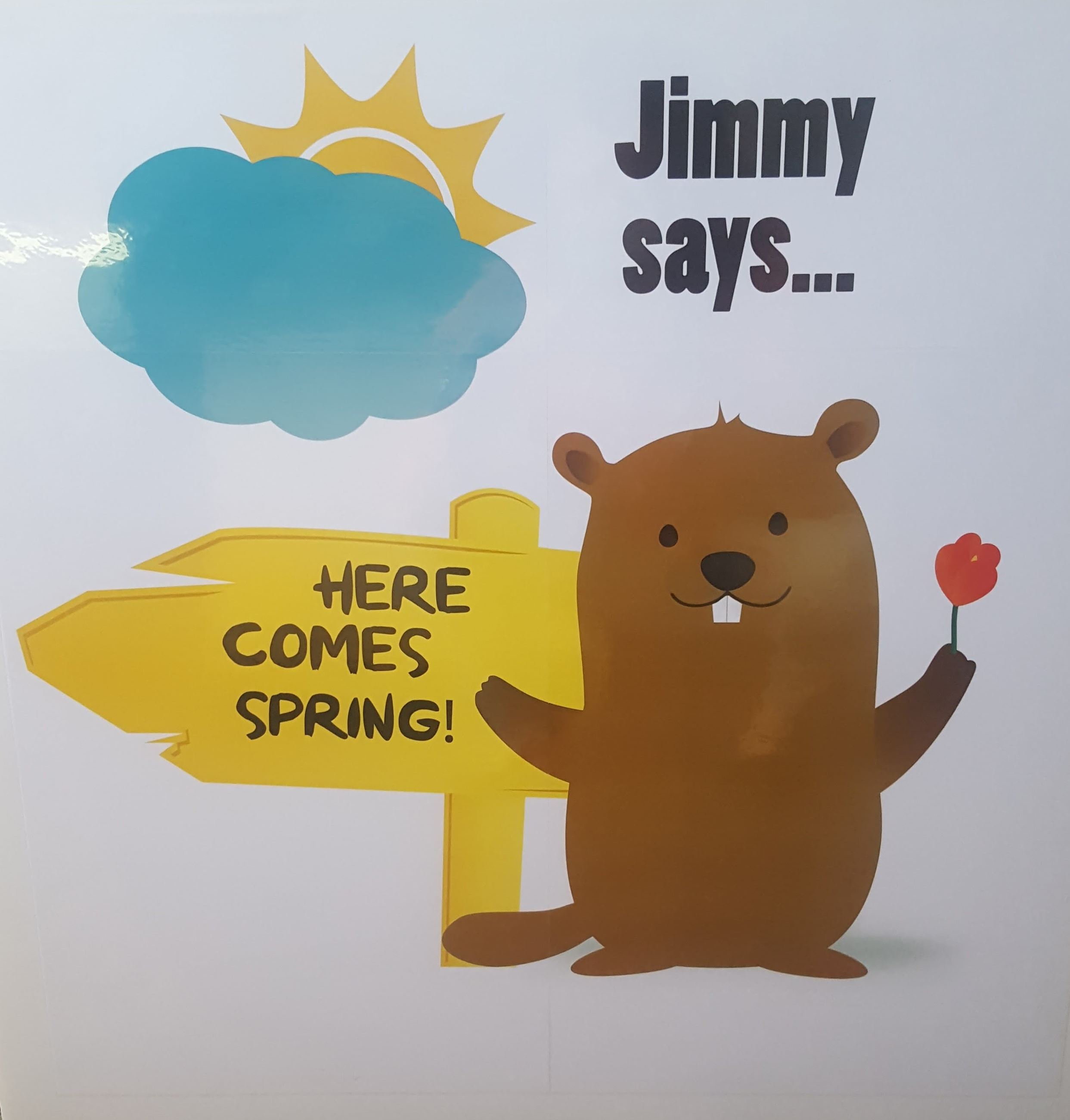 Jimmy Says Spring