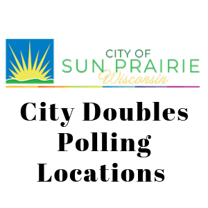 City Doubles Polling Locations