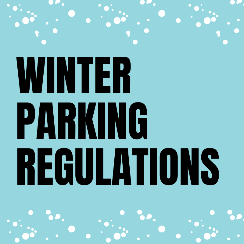 winter parking regulations