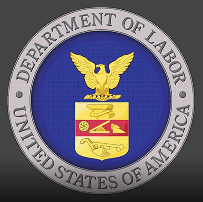 USDOL Logo Opens in new window