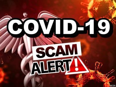COVID 19 Reated Scam Alert