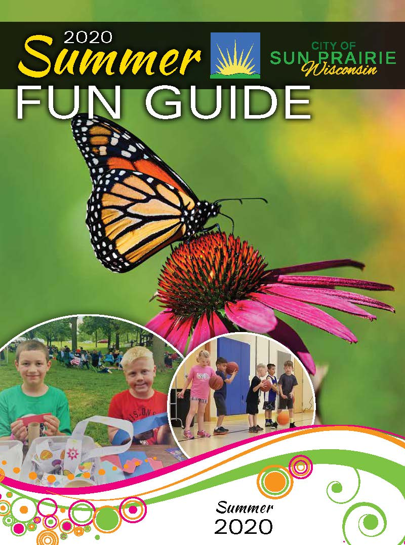 Summer Fun Guide 2020 Cover