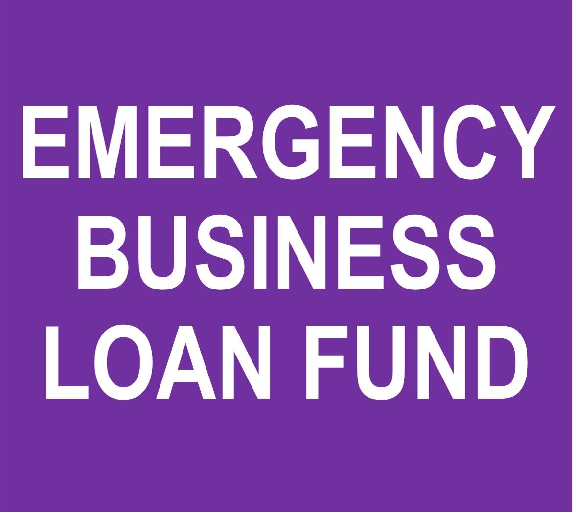 Emergency Business Loan Fund Opens in new window