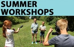 Summer Workshops Pic