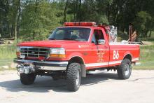 Brush 6 is a 1992 Ford F350